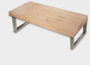 Tischkufen metall bei Eichenholzprofi.de